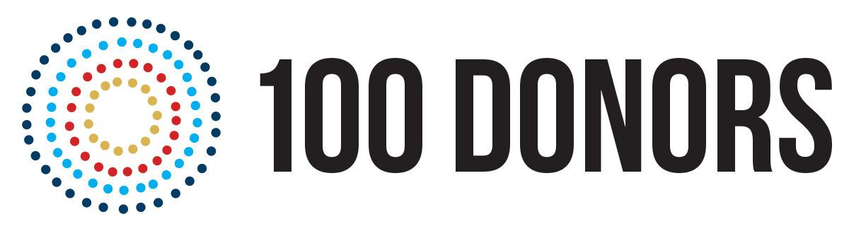 www.100donors.org