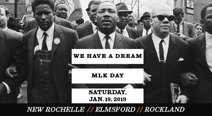 Nonprofit Westchester 2019 Martin Luther King Jr National Day Of